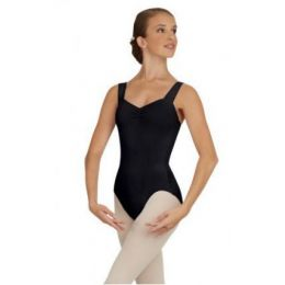 Capezio Wide Strap Childrens Leotard TC0053C