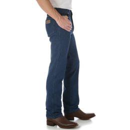 936PWD Prewash Indigo Wrangler Men's Cowboy Cut Slim Fit Jeans