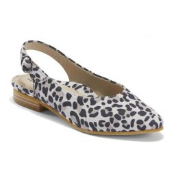 Earth Taupe Multi Leopard Uptown Ursula Womens Dress Shoes