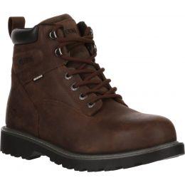 Wolverine Floorhand Waterproof 6 inch Mens Work Boots W10643