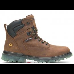 Wolverine Brown I-90 EPX Mid Waterproof Men's Work Boot W10784