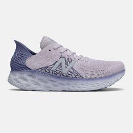 New Balance Purple Fresh Foam Thistle Womens Comfort Shoes W1080V10