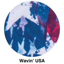 WAVIN USA Ovation Zocks Boot Socks