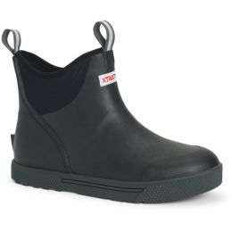 XTRATUFF All Black Wheelhouse Mens Boots XMW-000