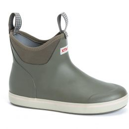 XTRATUF Taupe 6 Inch Womens Ankle Deck Boots XWAB-901