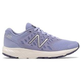 New Balance Clear Amethyst with Violet Fluorite Kids FuelCore Urge Athletic Shoe YPURGCG