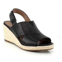 Vionic Zamar Women's Black Wedge Sandal