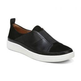 Vionic Black Zinah Women's Slip On Shoes ZINAH-BLACK