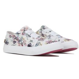 Blowfish Marley Toddler Girls Drizzle Off-White Love Letter Slip-On Shoe ZS-0071 GPRT