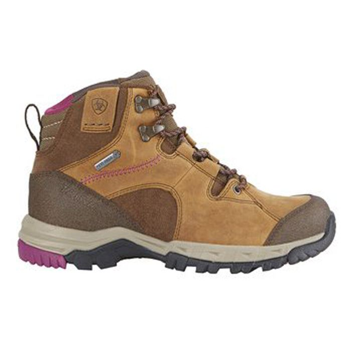 bf8c75e98a5 10015426 Skyline Mid GTX Frontier Brown Waterproof Ariat Ladies Boots