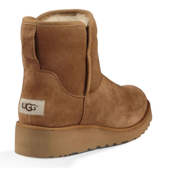 5742a73aac8 1012497 Chestnut KRISTIN Classic Slim Short UGG Boots