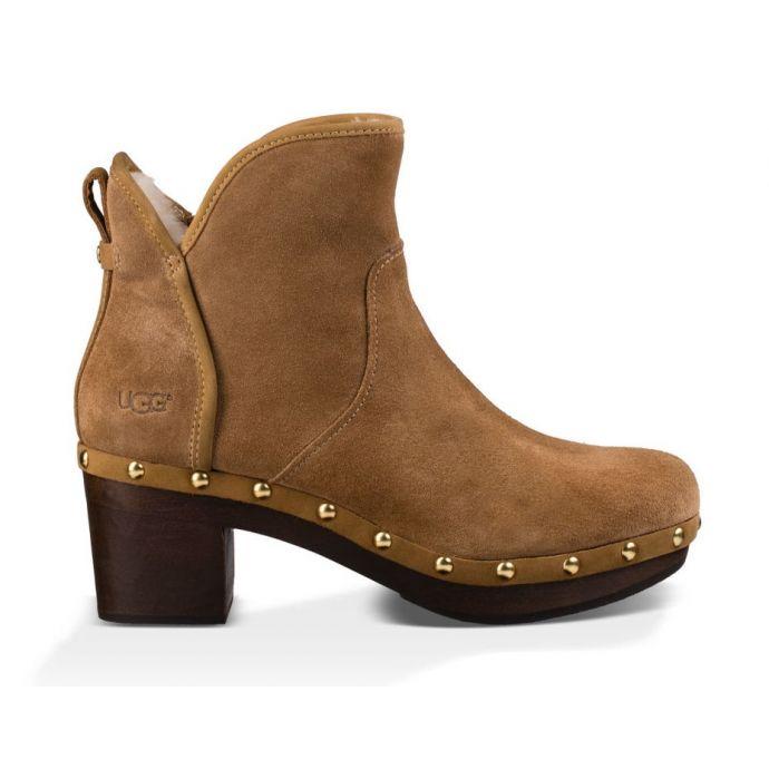 7fc922e1b0b 1013599 Chestnut CAM II Womens Short UGG Boots