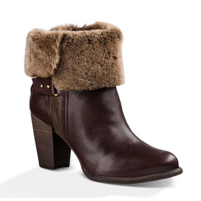 72126283fa0 1013803 Stout JAYNE Womens UGG Short Boots