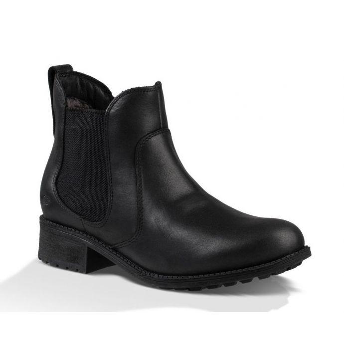 4c55d61c625 1013893 Black BONHAM Chelsea Womens UGG Ankle Boots