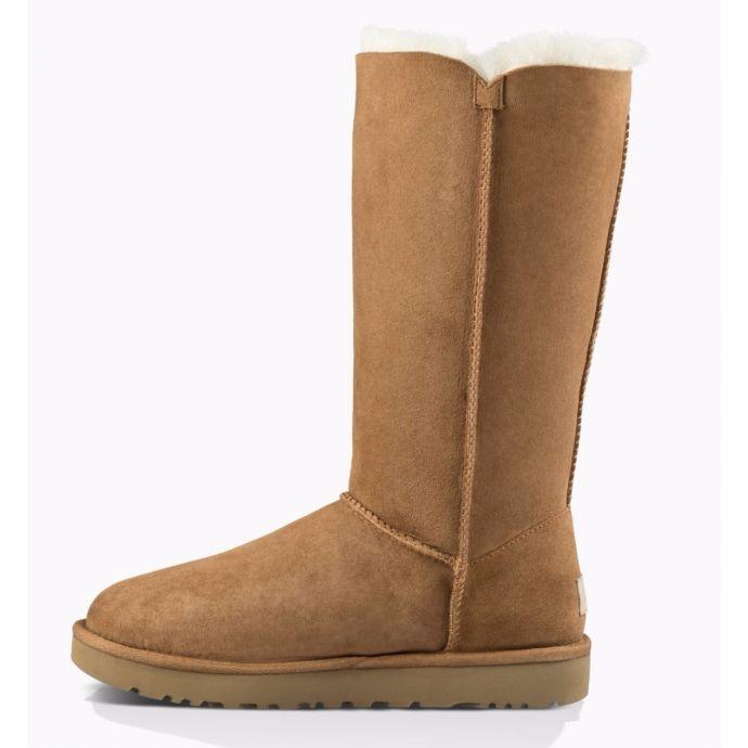 03c04e94504 1016227 Chestnut Bailey Button Triplet II Womens UGG Tall Boots