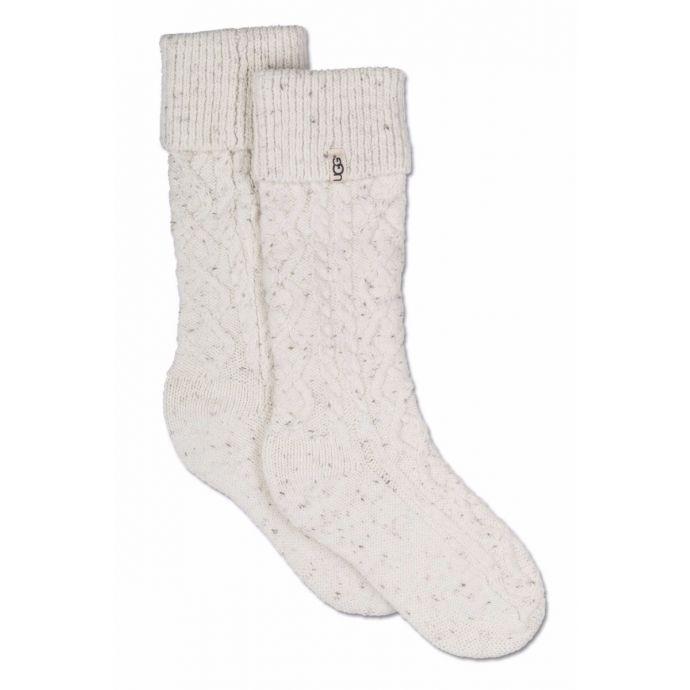6958054d265 1016228 Cream Shaye Tall Womens UGG Rain Boot Socks