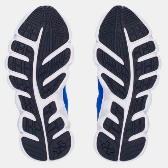 547178649 1266384-907 Ultra Blue Assert 6 Preschool Under Armour Kids Running Shoes