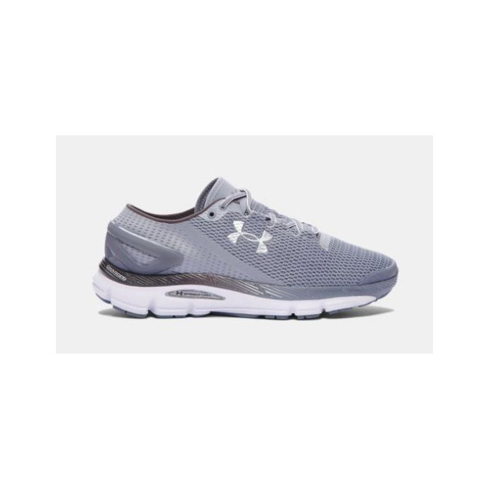 new concept 5f2fa 15e38 Under Armour Speedform Gemini 2.1 Grey Mesh Mens ...