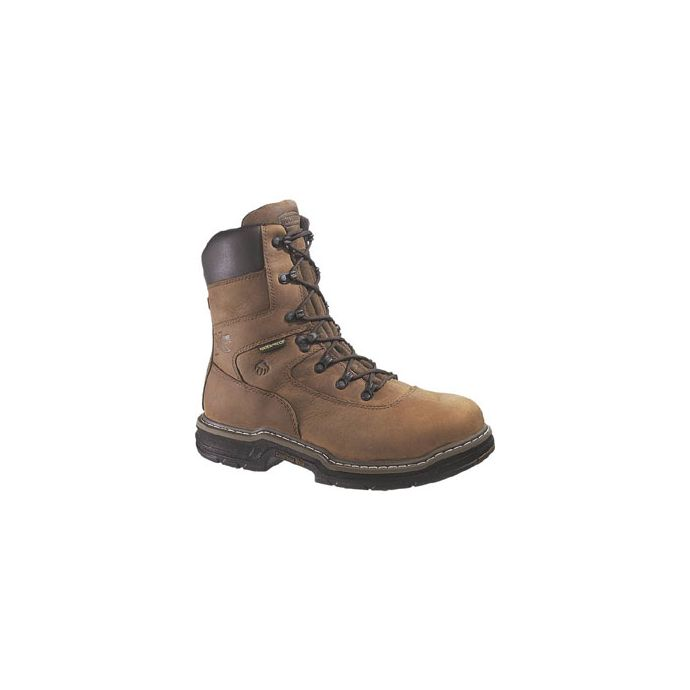 132fd93ac31 Contour Welt Waterproof 8-in Insulated Wolverine Mens Work Boots