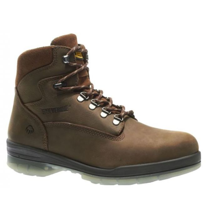 1136ef7f252 Waterproof Insulated 6-in Steel Toe Wolverine Mens Work Boots