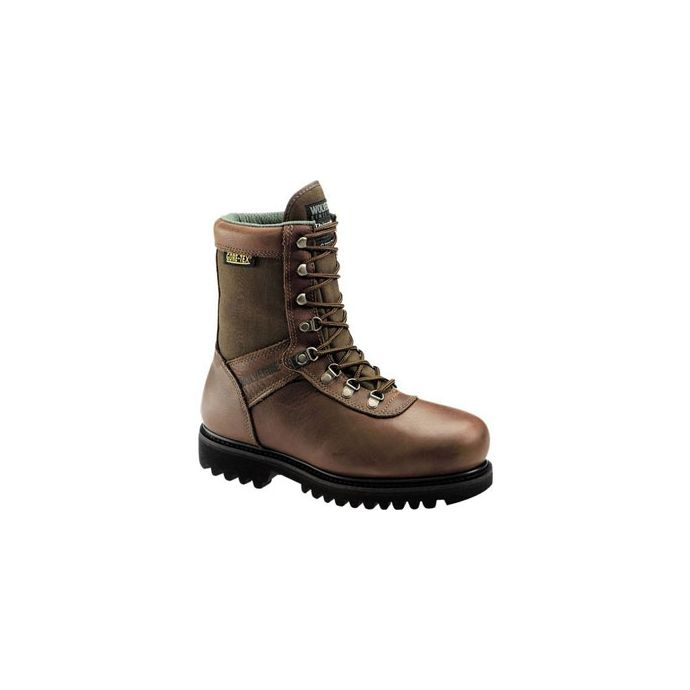 243d51190eb 3868 Horn Insulated GORE-TEX Steel Toe 8-in Mens Wolverine Work Boots