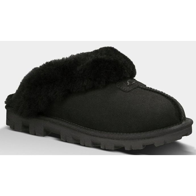 07ad5c019db 5125 Black Coquette Indoor/Outdoor Slipper UGG Womens Shoes