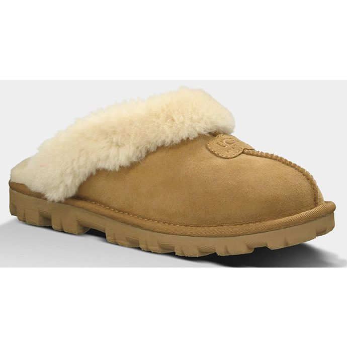 f66a18158d7 5125 Chestnut Coquette Indoor/Outdoor Slipper UGG Womens Shoes