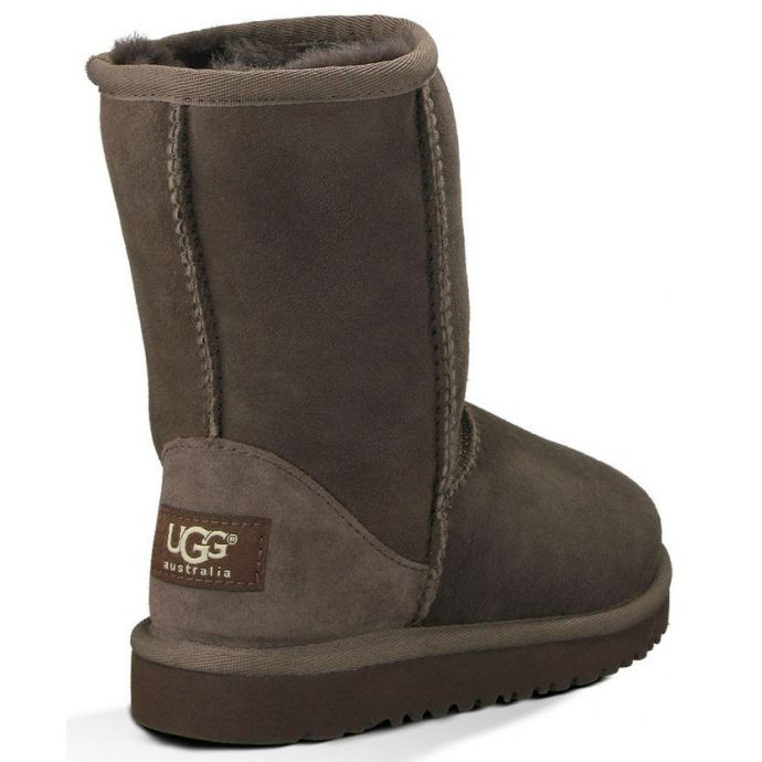 ca61efba54a UGG Classic Short Suede Kids Boots 5251/5251Y