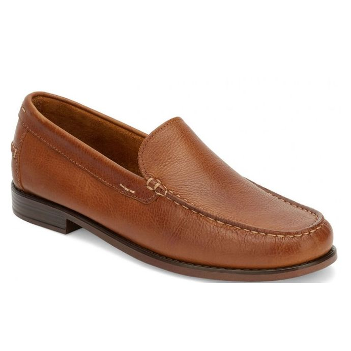 ef8a35f76abe3 GH Bass Tan Abner Casual Mens Loafers 70-60552