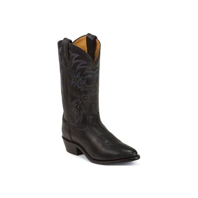 fb24fcbbd98 7900 Americana Black Stallion Tony Lama Mens Western Cowboy Boots