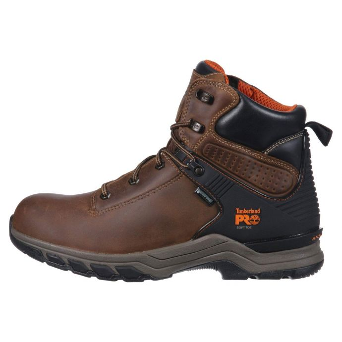 3ae0a3599d4 Timberland Pro Hypercharge 6 Inch Soft Toe Mens Work Boots A1Q56