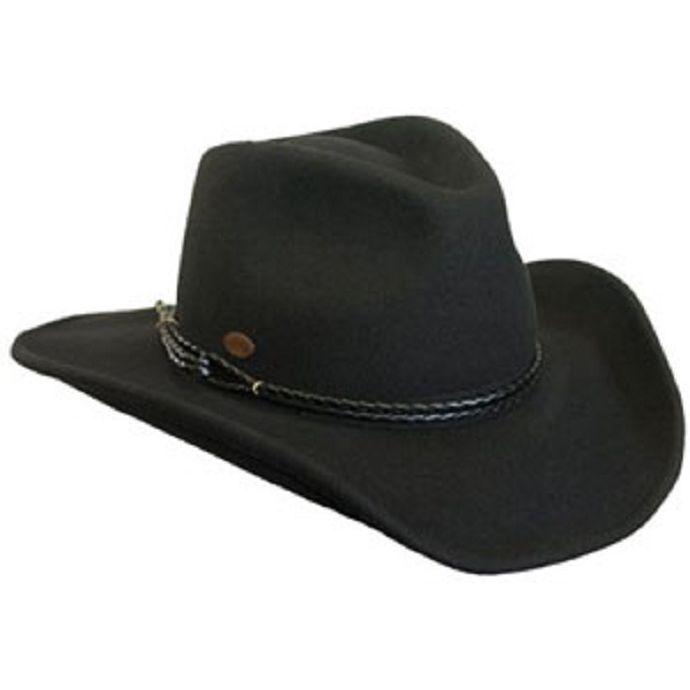 76bd651f C1002 Wool Shapeable Waterproof Mens Western Cowboy Hats