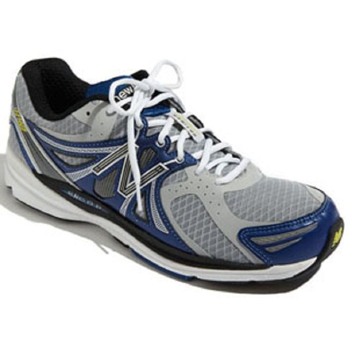 520fa88aadb34 Home; M1140SB1 Silver/Blue Optimal Control New Balance Mens Running Shoes.  Skip to the end of the images gallery