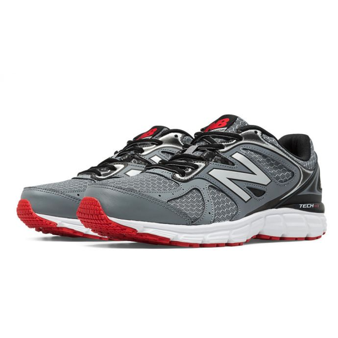8752ebbcd6 M560LR6 Gray Everyday Cushioned Mens New Balance Running Shoes