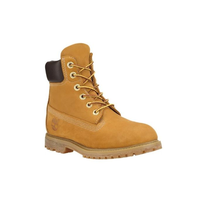 6b16ee03e32 Premium Wheat Nubuck Leather 6-Inch Waterproof Timberland Womens Boots