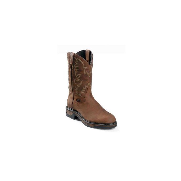 b475fb62ac1 TW1019 Waterproof Steel Toe Roper TLX Tony Lama Mens Western Work Boot