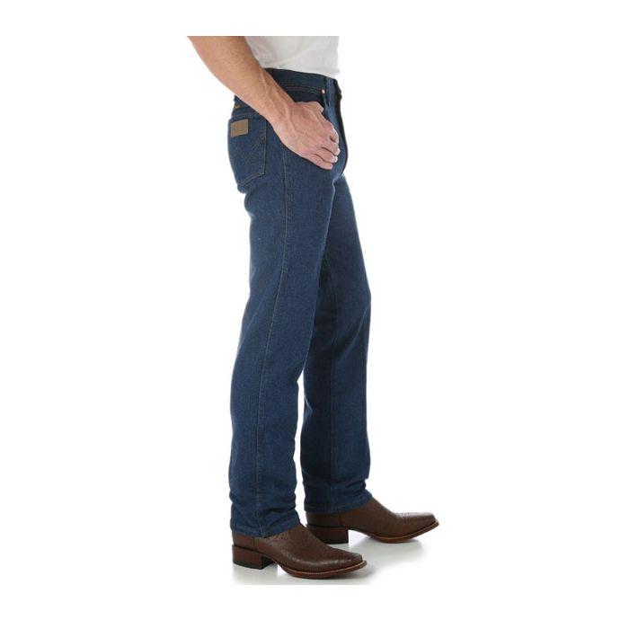 ae9f03e0 936PWD Prewash Indigo Wrangler Men's Cowboy Cut Slim Fit Jeans