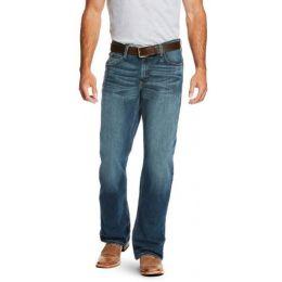 Ariat Medium Wash Men's Kilroy M4 Legacy Stretch Jean 10022676