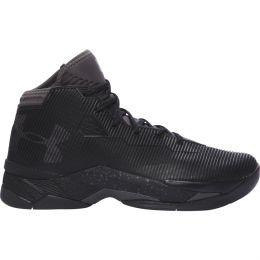 Under Armour Curry Black/Grey Mens Basketball 1274425-006