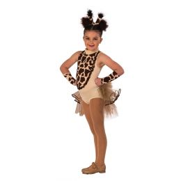 19406 Giraffe with Bustle- Adult Sizes