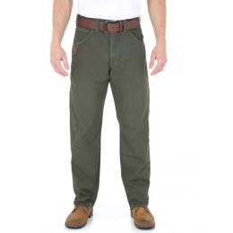 3W045LD Loden Riggs Workwear Technician Wrangler Mens Pants