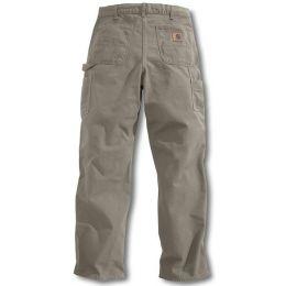 B11 Desert Washed Duck Dungarees Carhartt Mens Work Carpenter Pants