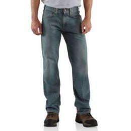 B320WTB Relaxed Straight Leg Mens Carhartt Workwear Jeans