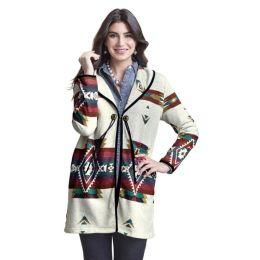 Wrangler Oatmeal Western Fashion Cardigan Top LWK880M