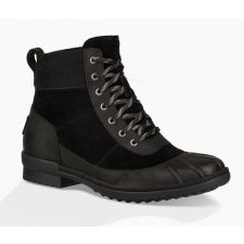 UGG Black Cayli Womens Waterproof Boots 1095160