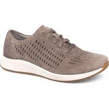 Dansko Charlie Walnut Suede Leather Womens Comfort Sneakers 4250-200300