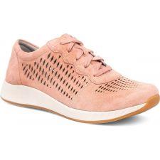 Dansko Charlie Rose Suede Perforated Womens Comfort Sneaker 4250-960396