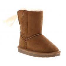 Apres by Lamo Lil Ribbon Chestnut Toddler Fashion Boots AT1774