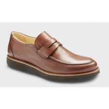 Samuel Hubbard Dunham Whiskey Tan Leather Mens Dress Shoes M2180-065