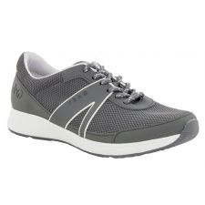 Alegria Traq Qarma Grey Womens Comfort Shoes QAR-5095